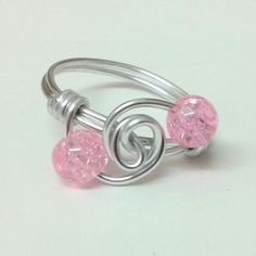 Candyfloss Ring - The Supermums Craft Fair
