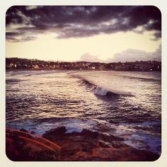 Bondi Beach Surf Swell #bondi #atbondi #australia #surf #sydney