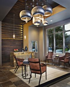 Maxwell Place, By Toll Brothers. Hoboken, NJ. Interior Design By Mary Cook.  | Gathering Spaces | Pinterest | Public Spaces