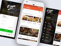 Restaurant App | Oggio Restaurant App, Fast Food Restaurant