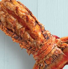 Grilling lobster tails is easy. Just cut the shells to expose the meat, season and grill. Use your favorite seasonings, but salt and pepper works just fine too.