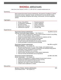 government military resume examples government military sample resumes livecareer - Sample Of Government Resume