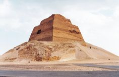 Tours to Al Lahun Pyramid Near Fayoum - Cairo Trips Packages.
