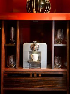 Buddha-Bar Hotel Prague - Détail des chambres - Nespresso