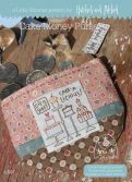 Cake Money Purse - Hatched and Patched