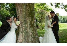 double Wedding Dresses, Fashion, Weddings, Bride Dresses, Moda, Bridal Wedding Dresses, Fashion Styles, Weeding Dresses, Weding Dresses
