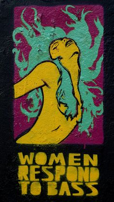 It's true. Women Respond to BASS. #Bass @PLUR_Movie #edm