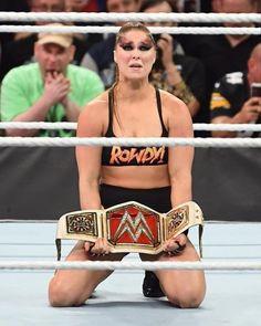 The Reason 💖 ▪️ ▪️ ▪️ Rounda Rousey, Ronda Jean Rousey, Rowdy Ronda, Wwe Champions, Raw Women's Champion, Ufc, Wrestling, Celebs, Instagram