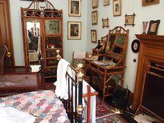 Nanny's Room - Lanhydrock House - Bodmin - Cornwall - England