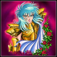 Saint Seiya - Gold Saint Pisces Aphrodite