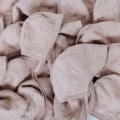 Brimmed baby bonnets by Briar Handmade!