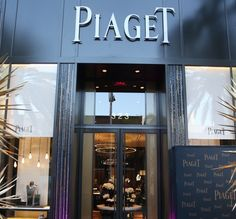 Piaget Celebrates Rodeo Drive Boutique Opening and Extremely Piaget Collection