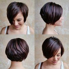 Must-See Brown Short Hairstyles 2017 for Women - Styles Art