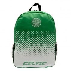 Celtic F.C. Backpack x70bpkcefd   $24.00