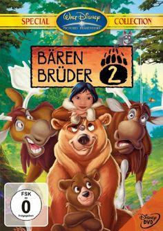 Baerenbrüder II * IMDb Rating: 6,1 (4.043) * 2006 USA * Darsteller: Patrick Dempsey, Mandy Moore, Jeremy Suarez,
