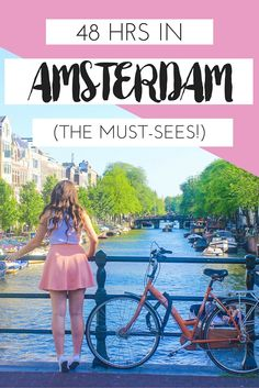 See what I got up to in my short Amsterdam stay - and what you should do too!
