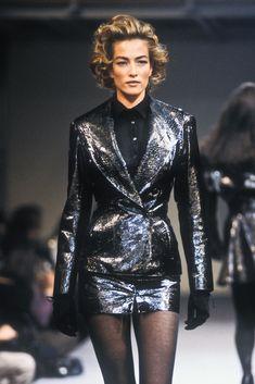 Couture Fashion, Runway Fashion, Fashion Models, Tatiana Patitz, Paulina Porizkova, Niki Taylor, Original Supermodels, Stephanie Seymour, Paris Girl