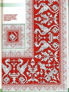 Яндекс.Фотки Cross Stitch Borders, Cross Stitch Charts, Cross Stitch Designs, Cross Stitching, Cross Stitch Embroidery, Embroidery Patterns, Hand Embroidery, Cross Stitch Patterns, Blackwork