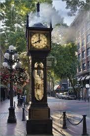 Image result for steam clocks