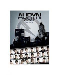 El nuevo trabajo de Auryn, muy esperado entre sus fans.