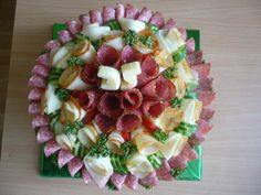 Entree Festive, Sandwiches, Savoury Cake, Buffet, Snacks, Fruit Dishes, Pies, Garnishing, Appetizers