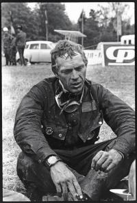 François Gragnon.Steve McQueen 1964