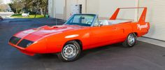 1970 Plymouth Satellite Convertible