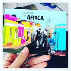 22 Likes, 2 Comments - CapeTown Art Watercolour, Cape Town, Tanzania, Africa, Photo And Video, Videos, Cards, Photos, Instagram