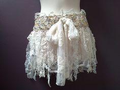 GIRLS SHABBY STYLE belt boho festival belt by SwirlnTwirlKids Gypsy Wedding, Crochet Table Runner, Thing 1, Boho Girl, Skirt Belt, Boho Festival, Pixie, Shabby, Fairy