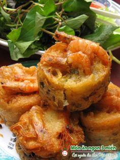 Bánh cóng - đặc sản Sóc Trăng ~ Món ăn ngon 3 miền
