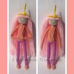 Принцесса Бубльгум, принцесса жвачка! #вязание #вязаниекрючком #времяприключений #вяжутнетолькобабушки #амигуруми #авторскаякукла #ярмаркамастеров #weamiguru #amigurumi #adventuretime #crochet #crochetdoll #doll #knitting #kuklitrofi #принцессажвачка#бубльгум#принцессабубльум#своимируками #руснаяработа #хобби #хендмейд #hobby #handmade