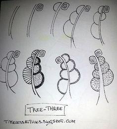 Tree-Three by Simona Cordera