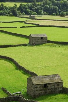 *Swaledale, Yorkshire Dales NP, North Yorkshire
