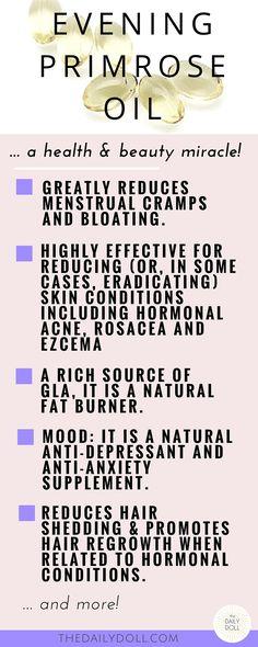 You Maca Me Crazy! An Outspoken Guide to Happier Lady Parts -- Evening Primrose Oil is a PMS Cure, Balances Hormones
