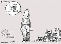 The massacre at Charlie Hebdo http://nyti.ms/1wsyyZB via @nytopinion