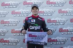 Pole sitter, Ricky Stenhouse Jr. Ricky Stenhouse Jr, Ford Fusion, Coors Light, Car And Driver, Nascar, Letting Go, Race Cars, All About Time, Racing
