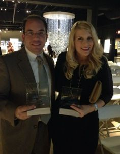 New blog post: What an amazing night at the Lifestyle Media Group Up & Comers Awards. We won! #pr