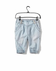zara.com  love the jeans they offer for baby girls!