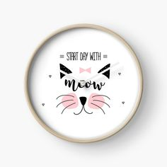 My Arts, Clock, Art Prints, Printed, Day, Awesome, Funny, Products, Watch