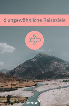 Du hast Lust auf eine etwas andere Reise? Dann solltest du diese Orte besuchen! #geheimtipp #insider #reisetipp