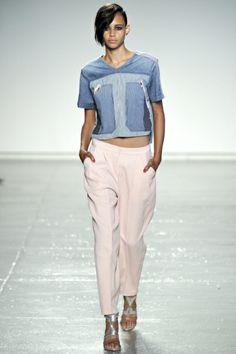 Sfilata Rebecca Taylor New York - Collezioni Primavera Estate 2014 - Vogue