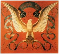 The first flag of Sokol was painted on silk by the famous Czech painter Josef Manes