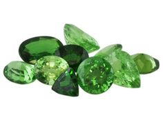 Parcel Of Tanzanian Tsavorite Garnet Minimum 5.00ctw Mixed