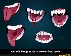 Znalezione obrazy dla zapytania undertale yaoi teeth tongue