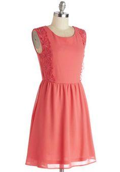 Champagne Brunch Dress, #ModCloth