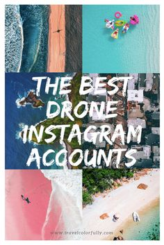 Get inspired with a new perspective and follow some of these drone Instagram accounts!