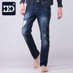28.79$  Watch now - http://aliae1.shopchina.info/go.php?t=32763198505 - 2016 DD New Arrival  Denim Mens Skinny Jeans Slim Biker Jeans Men  Luxury  Moto Jeans Men Cotton Material Vaqueros Hombre 28.79$ #magazine