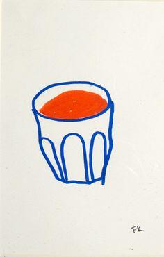 Cup by Frederik Krogh