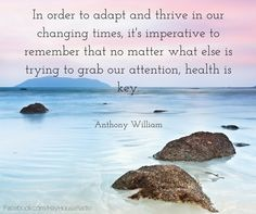 Medical medium anthony william healing body mind and spirit on
