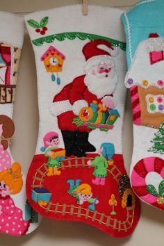 Santa's Workshop Stocking by TaDa! Creations photo Stockings008_zps088d11df.jpg